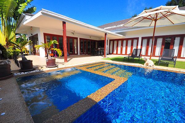 Thiva Pool Villa