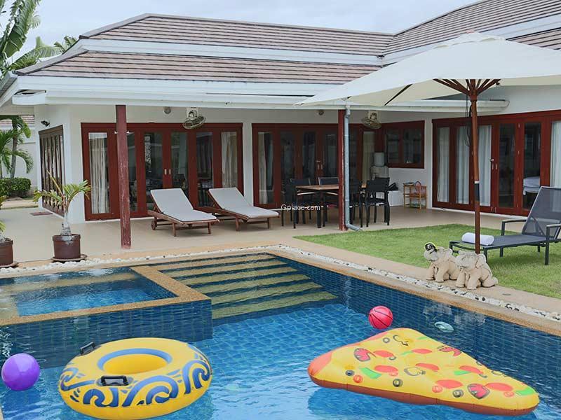 施設 - Thiva Pool Villa